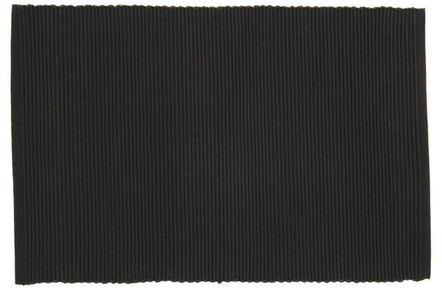 Now Designs Placemat Spectrum Black