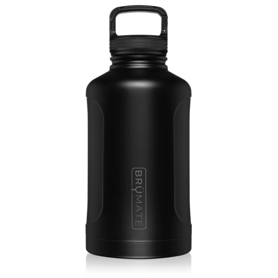 "BrüMate ""GROWL'R"" Growler 64oz - Matte Black"