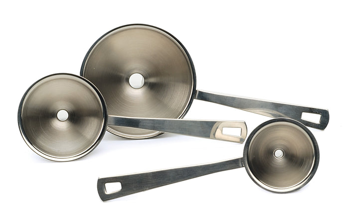 Endurance® Stainless Steel Mini Funnel Set
