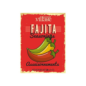 Gourmet Village Fajita Seasoning