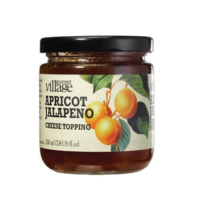 Gourmet Village Cheese Topping - Apricot Jalapeno