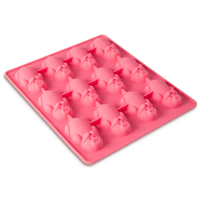 Mobi Mini Pigs in a Blanket Silicone Mold