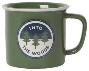 Now Designs Heritage Mug 14oz, Into the Woods