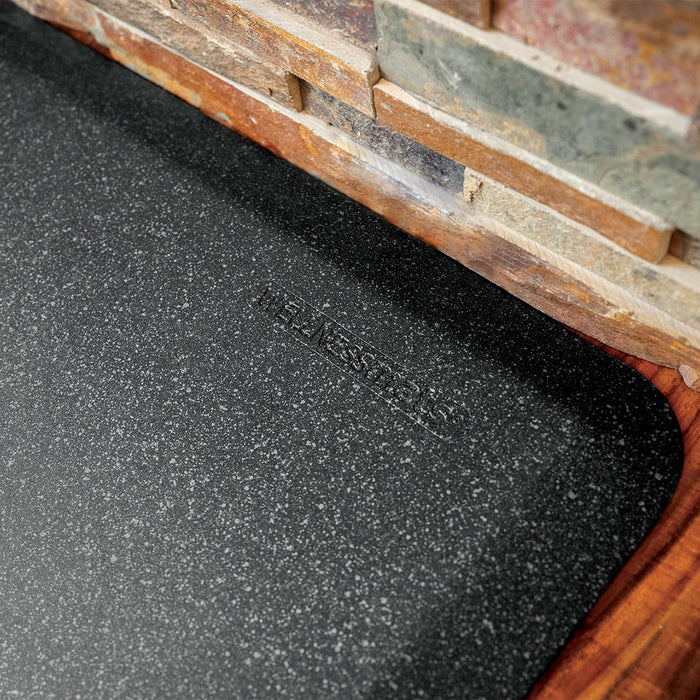 Wellness Mats Floor Mat 3'x2' Granite Onyx