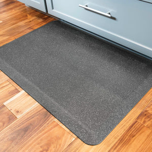 Wellness Mats Floor Mat 3'x2' Granite Steel