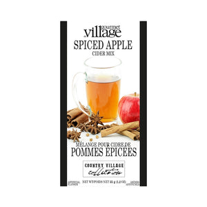 Gourmet Village Spiced Apple Cider Drink Mix