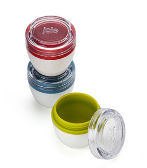 Joie Condiment Containers Set/3