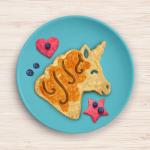 FRED Crack-A-Smile Unicorn Breakfast Mold