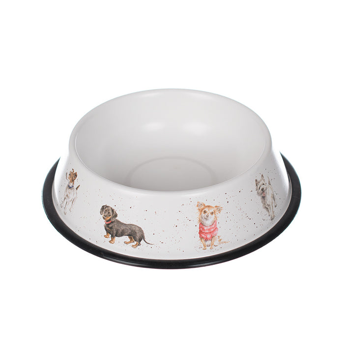 Wrendale Medium Dog Bowl 7""
