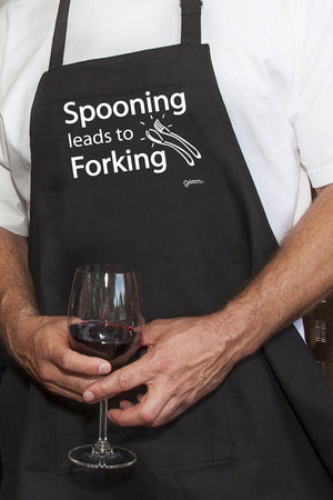"Grimm Apron Adult ""Spooning"""