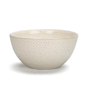 BIA Truffles Cereal Bowl - White