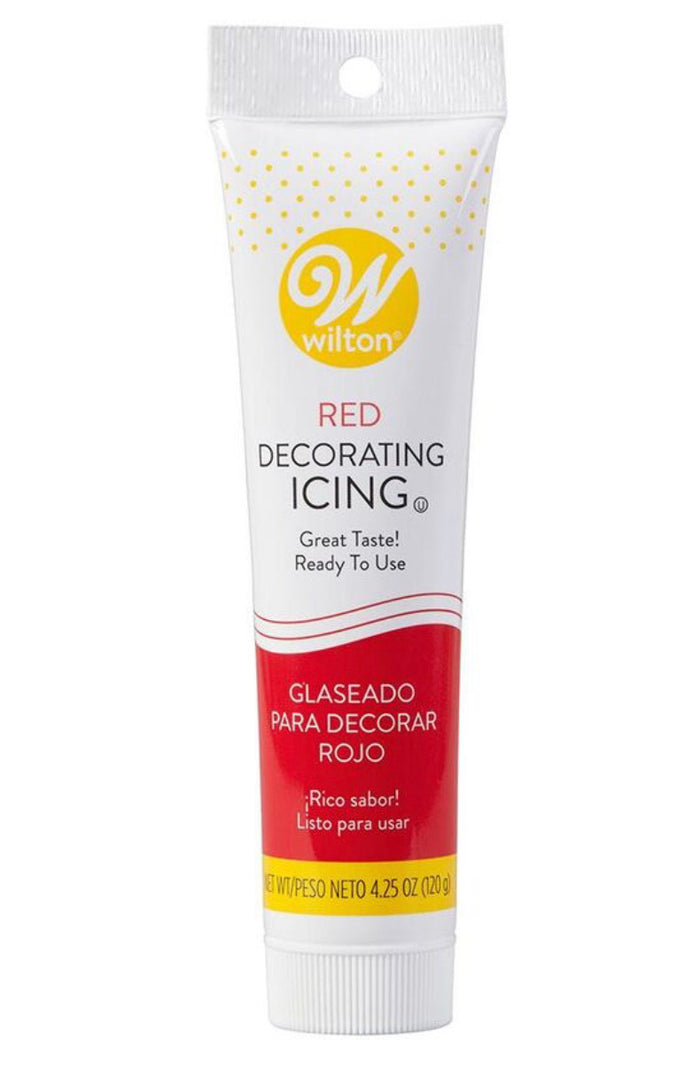 Wilton Ready-to-Use Icing - Red
