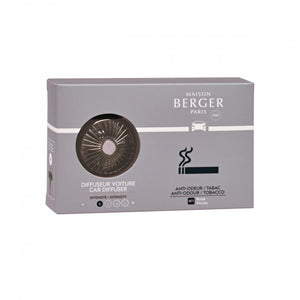 Maison Berger Car Diffuser Kit, Anti-Odour/Tobacco