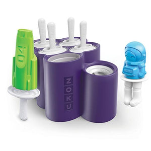 Zoku Popsicle Mold Space Pops