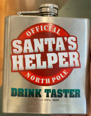 ICUP Flask - Official Santa's Helper