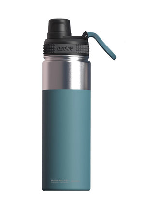 Asobu Alpine Flask Water Bottle 530ml/18oz Blue