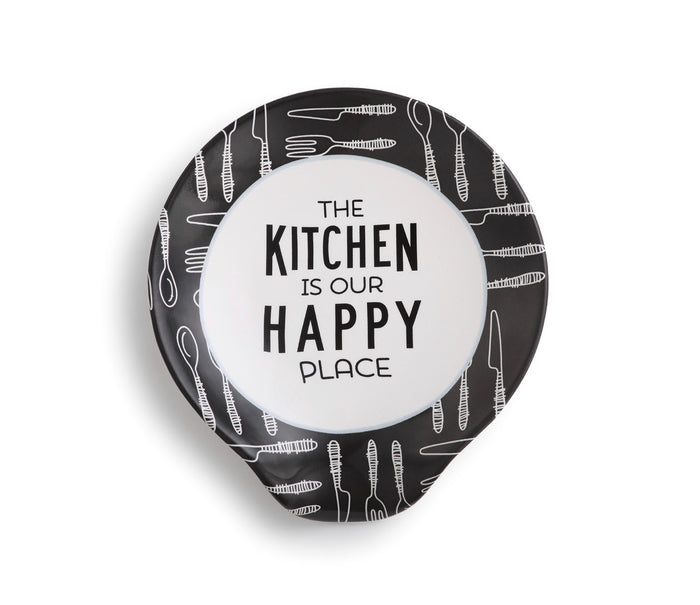 byDesign Spoon Rest - Happy Place