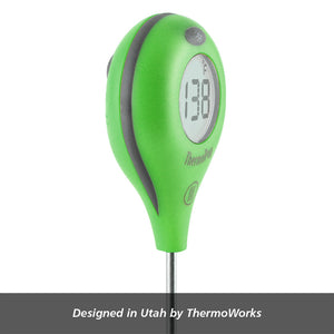 ThermoWorks ThermoPop Thermometer - Blue