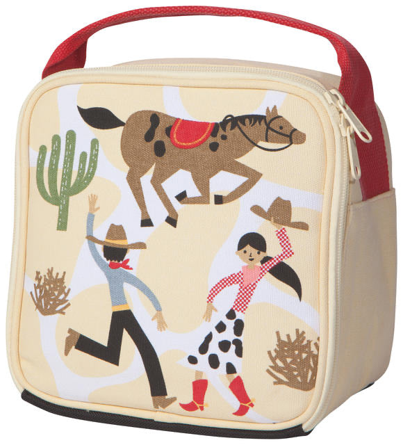 Now Designs Lunch Bag Rootin Tootin