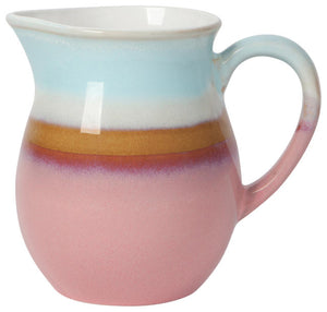 Pitcher 38oz Aurora Reactive Glaze