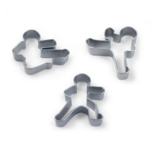 FRED Ninjabread Men Cookie Cutter Set