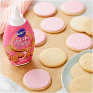 Wilton Cookie Icing - Pink