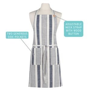 Now Designs Apron Adult Spruce, Marseille