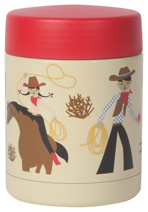 Now Designs Food Jar 350ml Rootin Tootin
