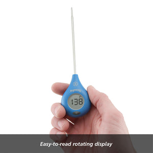 ThermoWorks ThermoPop Thermometer, White