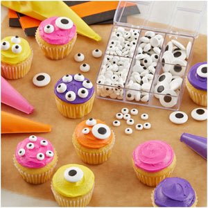 Wilton Assorted Candy Eyeballs Box