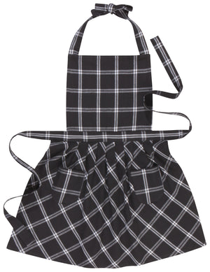 Now Designs Apron Adult Classic, Tic Tac Toe
