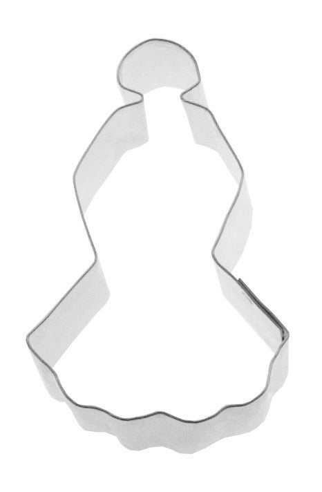 Fox Run Cookie Cutter ,Bride