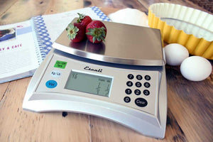 Escali Digital Kitchen Scale Pana Baking