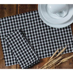 Kay Dee Placemat Farmhouse Gingham Check