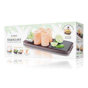 Final Touch Tequila Serving 7pc Set
