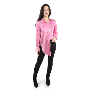 Sophie Silk  Stripes Shirt