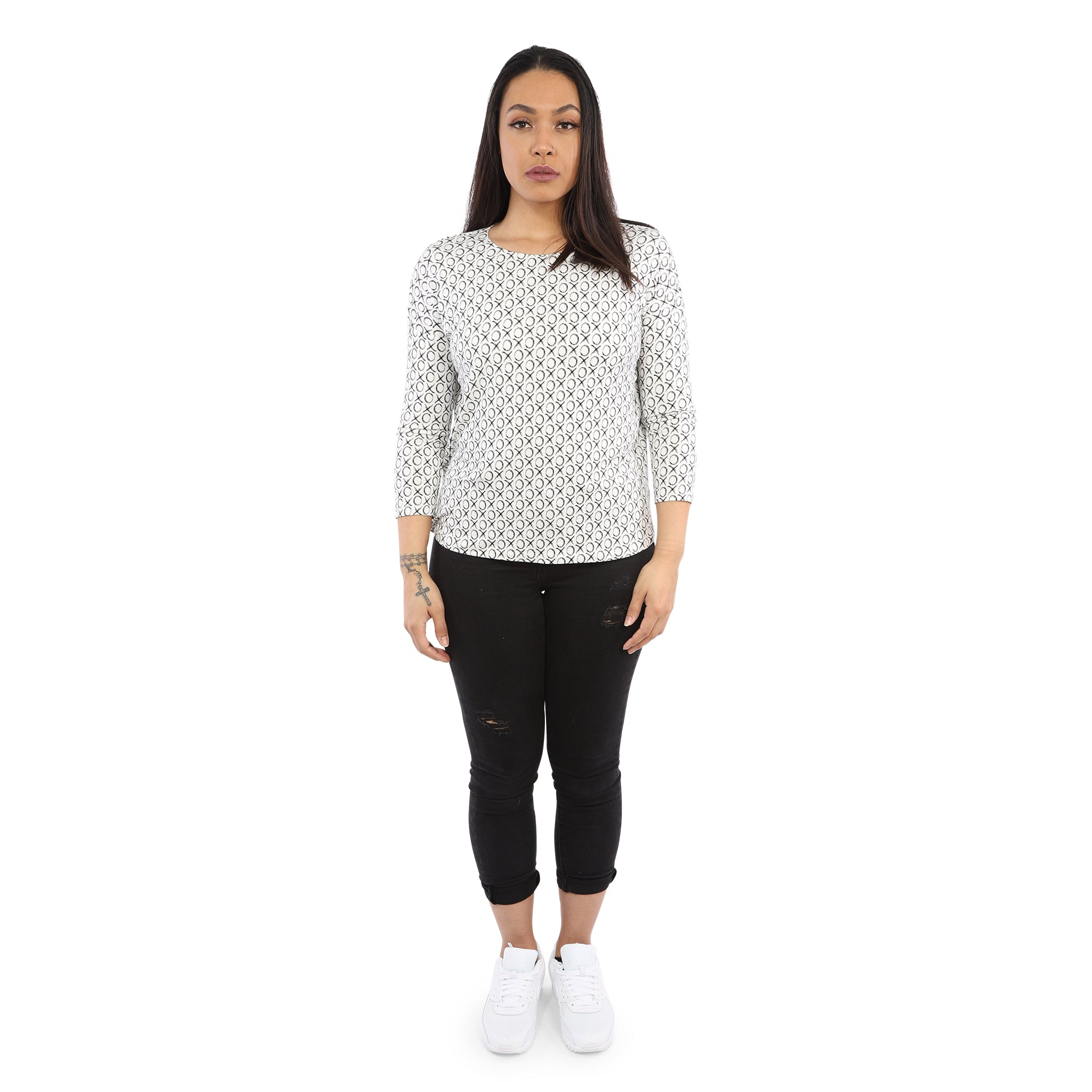 <transcy>Dengan Love Knit Top</transcy>