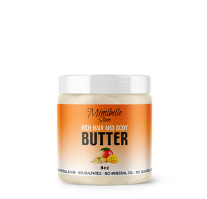 RICH HAIR AND BODY BUTTER