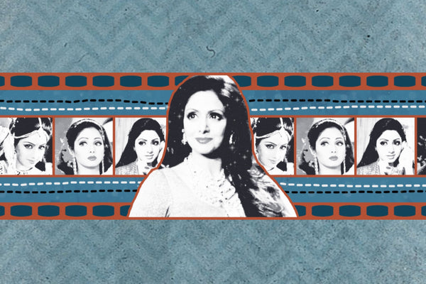A Tribute To Sridevi's Hairstyles #AchieveTheLook