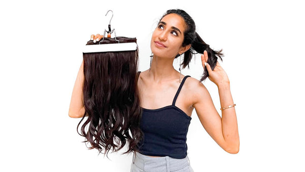You're only one click away from getting the best quality hair extensions!