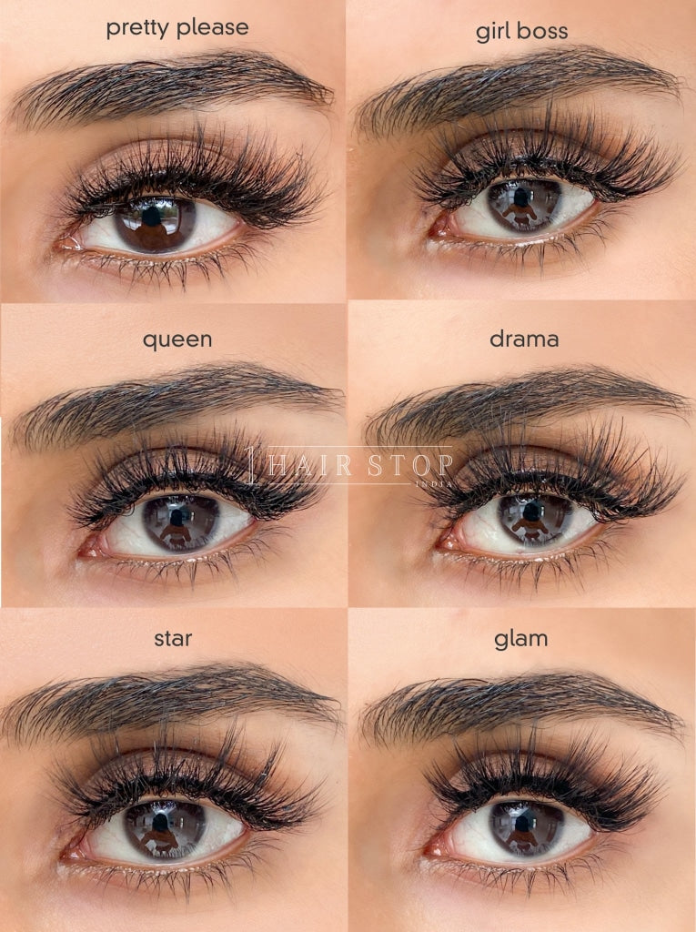 Glam - 3D Mink Eyelashes