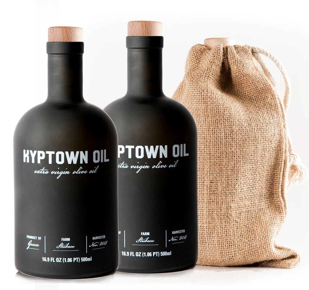 2 Bottles Kyptown EVOO 500ml