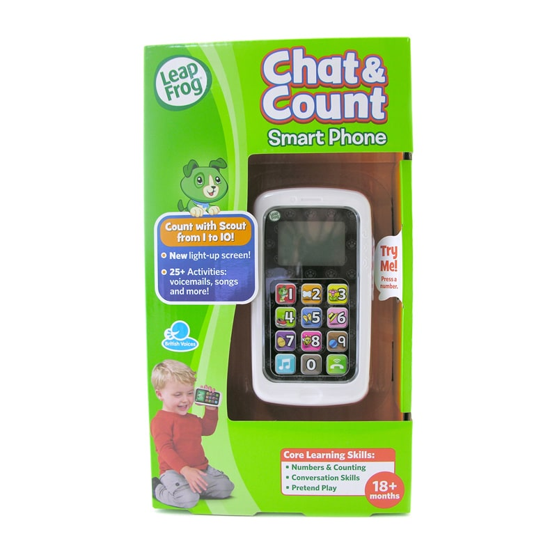 LF SCOUT CHAT N COUNT PHONE