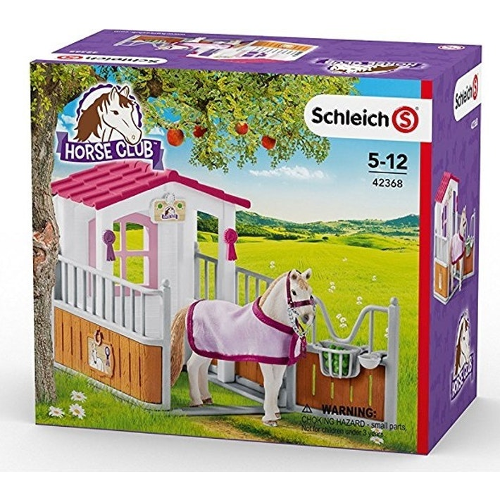 Schleich Horse Club stable