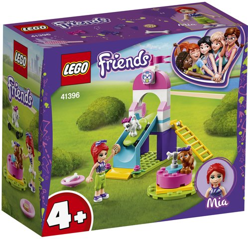 41396 Lego friends,puppy playground.