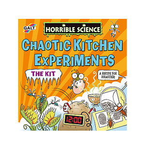 Horrible Science Kitchen Experiments