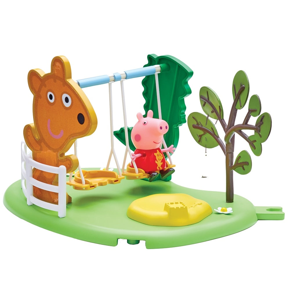 Peppa Pig outdoor fun swing