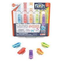 Load image into Gallery viewer, HEXBUG FLASH 5PK, ASSORTED