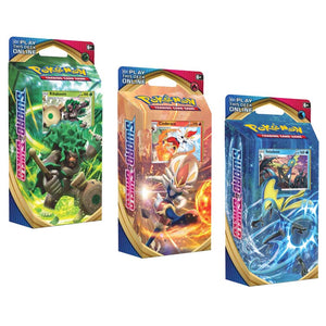 Pokemon Trading Deck Sword And Shield