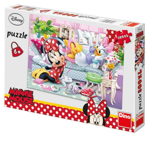 Minnie mouse puzzle 300 pieces